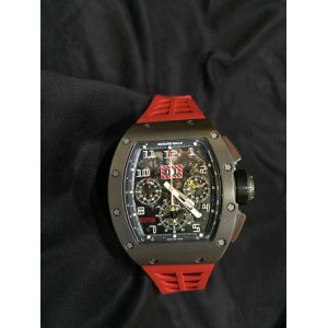 Richard Mille [2013 USED] RM 011 Titalyt Automatic Mens Watch
