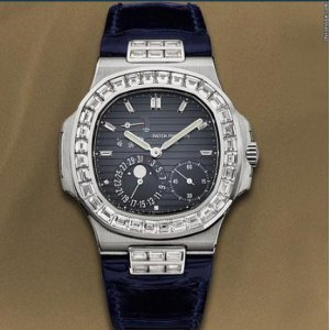 Patek Philippe [NEW] Nautilus White Gold 5724G-001 (Retail:HK$1,441,200)