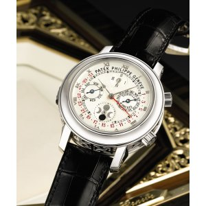 Patek Philippe [2012 NEW] Sky Moon Tourbillon Mens 5002P-001