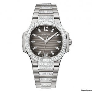 Patek Philippe [NEW+SPECIAL] Ladies Nautilus 7014/1G-001 (Retail:HK$1,782,400)