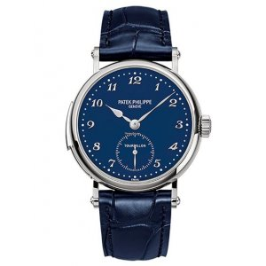 Patek Philippe [NEW] Tourbillon Blue Grand Complications 5539G-010 Watch