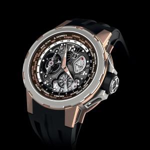 Richard Mille [NEW][LIMITED 35][限量35支] RM 58-01 Tourbillon World Timer Jean Todt Limited Edition