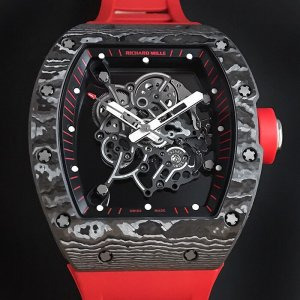 Richard Mille [NEW][LIMITED 88][全新限量88支] RM 055 Bubba Watson NTPT Dark Legend - SOLD!!