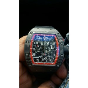 Richard Mille New RM 011 Black Night for Felipe Massa Limited Ed to 100 Pcs at HK$1.1million - SOLD!!