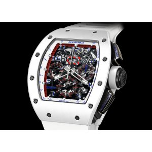 Richard Mille [NEW] RM 011 Ceramic Asia Limited Edition Red Date Version (Retail:HK$1,183,000) - SOLD!!