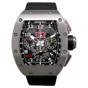 Richard Mille [NEW] RM 011 Ti Felipe Massa Watch