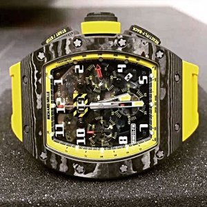 Richard Mille [NEW] RM 011 YELLOW STORM LIMITED To 50 PIECES - SOLD!!