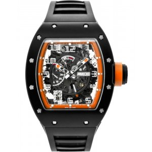 Richard Mille [NEW] RM 030 Americas Orange Limited Edition 30 Pieces (Retail:US$135,000) - SOLD!!