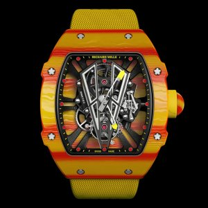 Richard Mille 全新限量50支 RM 27-03 Rafael Nadal Tourbillon US Boutique Only (Retail:US$725,000)