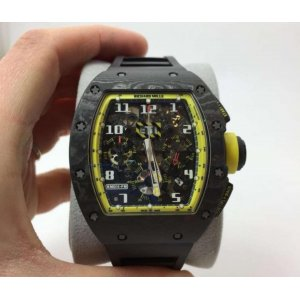 Richard Mille [USED][LIMITED 50 PC] RM 011 Yellow Storm