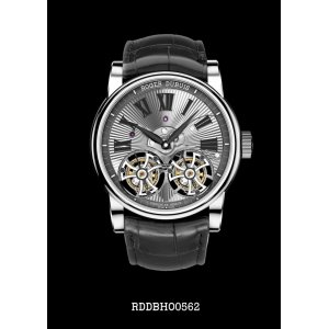 Roger Dubuis [NEW] Hommage Double Flying Tourbillon RDDBHO0562