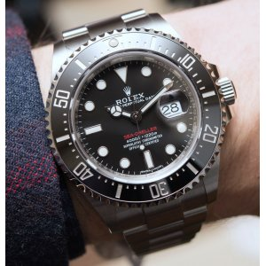 Rolex [NEW] 126600 43mm Sea-Dweller 50th Anniversary Watch