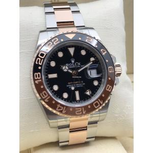 Rolex [NEW 2018 MODEL] 126711 GMT-MASTER II