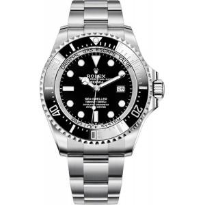 Rolex [NEW 2018 MODEL][香港行貨] Deepsea 126660 Black Dial Watch