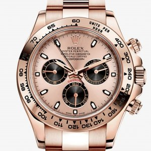 Rolex [NEW] Cosmograph Daytona Everose Gold 116505 Pink (Retail:HK$269,300)