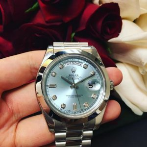 ROLEX [NEW] Day-Date II 218206A (Retail:HK$487,100)