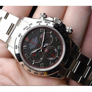 Rolex [NEW] Daytona Spyder Racing Dial White Gold 116509 (List Price:HK$269,300) - SOLD!!
