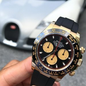Rolex NEW-全新 Yellow Gold Paul Newman Daytona 116518LN