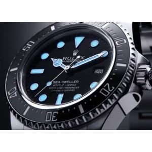 Rolex [NEW] Sea-Dweller 4000 Steel 116600 CERACHROM BEZEL (List Price: HK$78,800) - DISCONTINUED