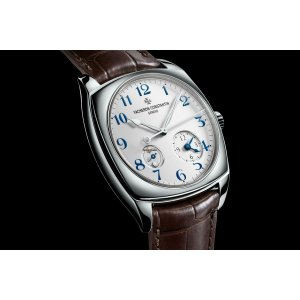 Vacheron Constantin [NEW] Harmony Dual Time Automatic 40mm Mens 7810S-000G-B050